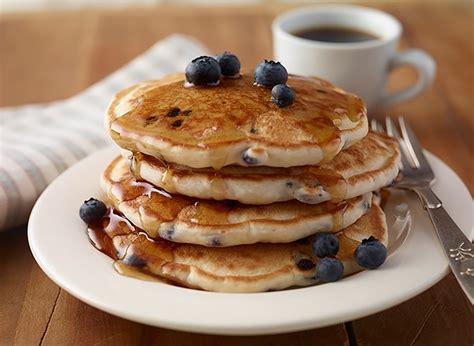 blueberry pancakes blueberry pancakes mixes krusteaz