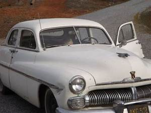 Original 1950 Mercury 4 Door Sedan For Sale  Photos