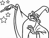 Coloring Merlin Wand Awesome Wands Printable Drawings Wecoloringpage sketch template