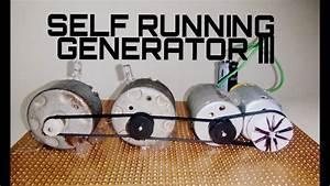 Self Running Generator