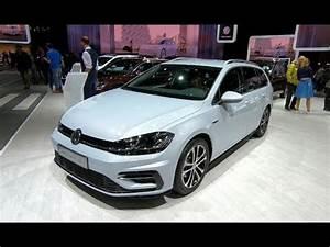 Golf 7 R Line : vw volkswagen golf 7 r line variant swissline new model 2018 walkaround interior youtube ~ Medecine-chirurgie-esthetiques.com Avis de Voitures