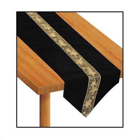 black and gold table l black gold table runner black gold
