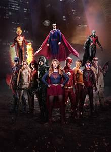 Fanedit Forums - The ARROWVERSE (Flash, Arrow, Supergirl ...