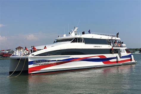 Catamaran Passenger Ferry by Ic14020 34m Catamaran Passenger Ferry