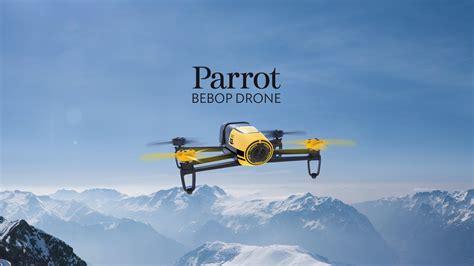 parrots  mp bebop drone   flight  december techcrunch