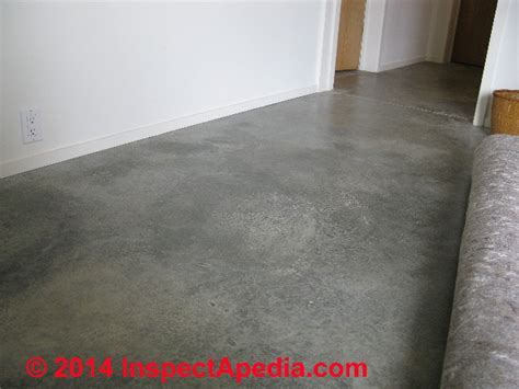 Methods for Coloring or Staining Concrete Concrete surface