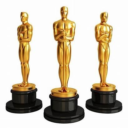 Oscar Statuette 3d Oscars Render Award Academy