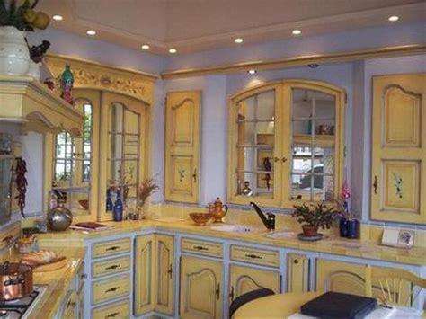 faience cuisine provencale farmhouse kitchens country kitchen designs design homes