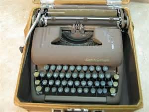 Alte Schreibmaschinen Wert by Vintage Antique Smith Corona Typewriter W Cool Ebay