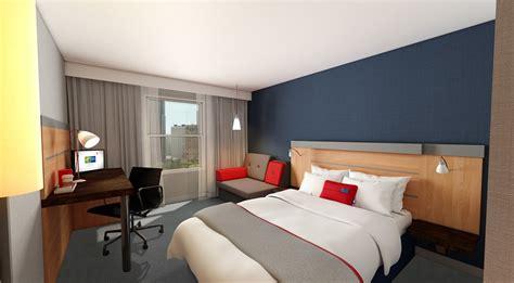 Holiday Inn Express Cheltenham Begins Bedroom Revamp