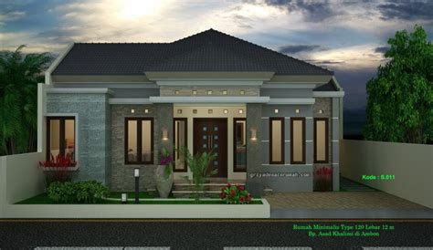 gambar desain rumah minimalis ukuran tanah  gambar puasa