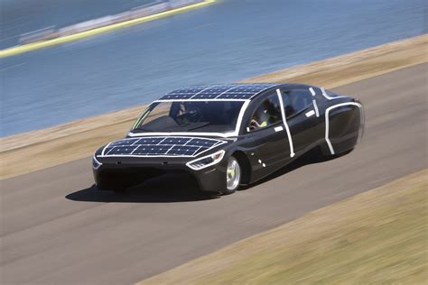 solar powered cars  compete  harrowing race