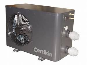 Pompe A Chaleur Piscine 40m3 : pompe chaleur 4 8 kw volume d 39 eau ~ Premium-room.com Idées de Décoration