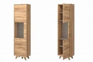 Vitrine En Bois : meuble vitrine design en bois ~ Teatrodelosmanantiales.com Idées de Décoration
