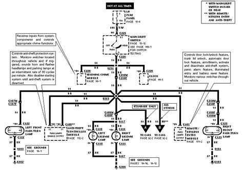 Wiring Diagram For A 1996 Ford Mustang 3 8 by My Lights Won T Come On On My 1996 Ford Mustang I