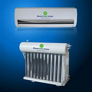 Solar Powered Air Conditioners Ac India