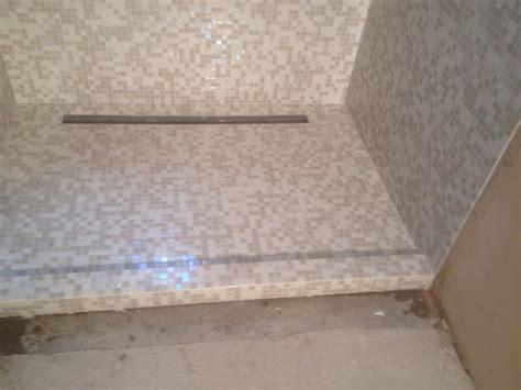 doccia  mosaico idea casa