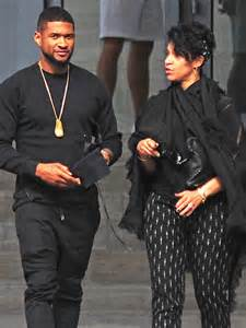 Usher and Grace Miguel Engaged