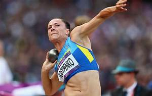Image Gallery olympic shot put