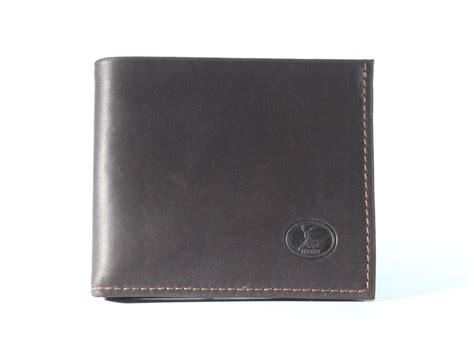 porte carte en v 233 ritable cuir marron pour 6 cartes 137