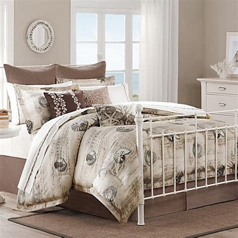 buy seashell comforter sets from bed bath beyond