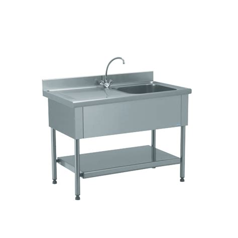 tournus equipement anglais  press drawn sinks