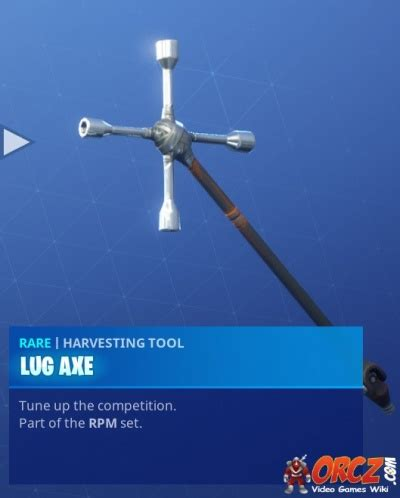 fortnite battle royale lug axe orczcom  video