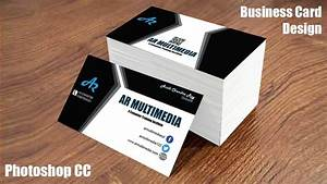 how to design business card in adobe photoshop cc graphic design business cards mockup design With business card design photoshop