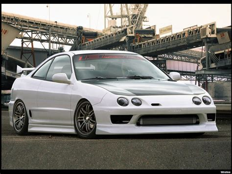 Honda Civic Type R Modification by 1994 1995 1996 1997 1998 1999 2000 2001 Acura Integra Jdm