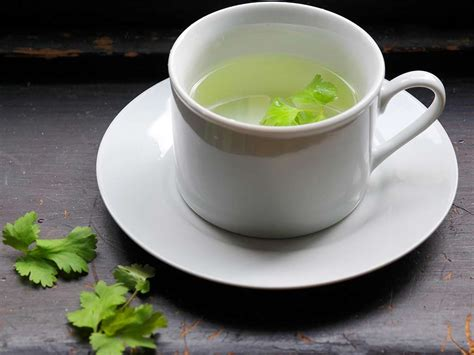 Parsley Tea Remedy For Anemia Urinary Infections