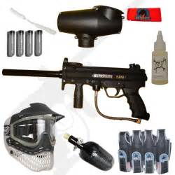 5 Star Paintball Guns
