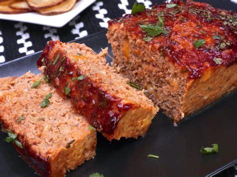 cheesy bbq turkey meatloaf divas  cook