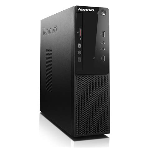 lenovo pc bureau lenovo thinkcentre s500 sff 10hs0032fr pc de bureau