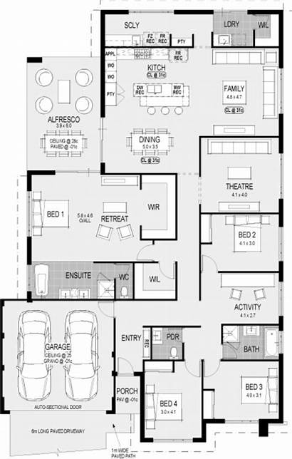 Floor Plan Plans Scullery Laundry Friday Designs