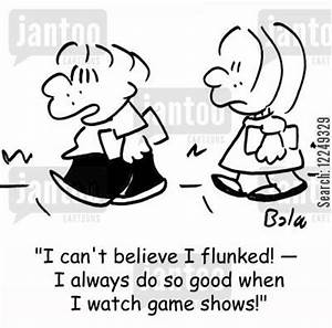 failing cartoons - Humor from Jantoo Cartoons