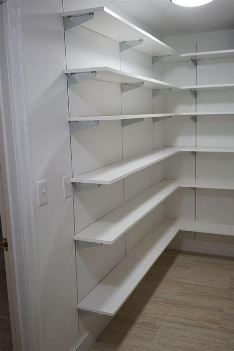 black recessed  standards  slot   center pk