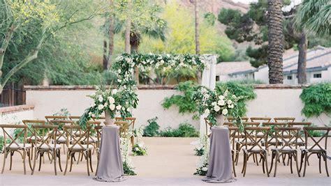 wedding venues in arizona omni scottsdale resort spa