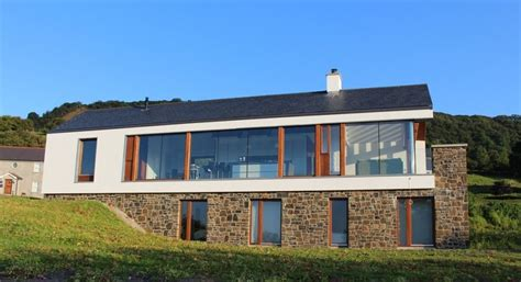 carnlough house  house designs ireland house exterior house