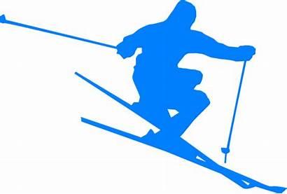Ski Clip Clipart Clker Snowboard