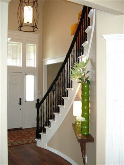 Black Staircase Banister by Best 25 Painted Stair Railings Ideas On Black