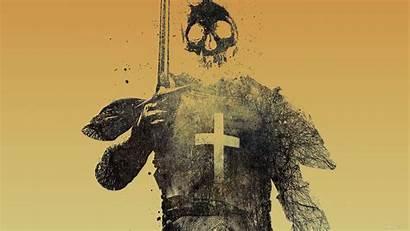Crusader Skull Knights Cherry Crossbones Skulls Alex