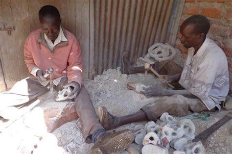Where Can I Buy Soapstone by Kisii Soapstone Tabaka Carvings Mining Animals In Kenya
