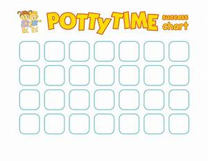 Potty Charts For Children