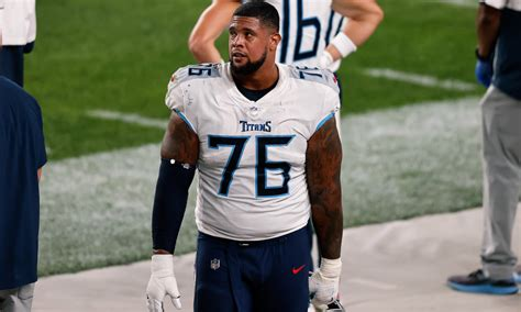 Titans' Rodger Saffold on if he'll play vs. Ravens ...
