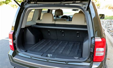 jeep compass rear interior 2016 jeep patriot cars exclusive videos and photos updates