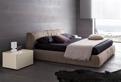 3426 italian platform bed lacquered made in italy nano fabric elite platform bed