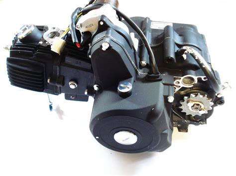125 ccm motor atv motor set 125 ccm vollautomatik kxd e003