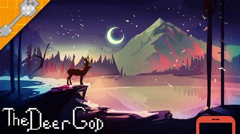 deer god  pixel art platformer mobile games