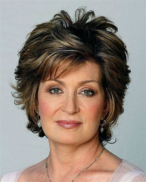 Older Womens Short Hairstyles And Hair Colors For 2019