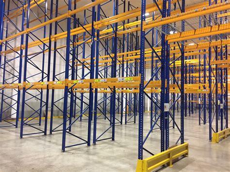 scaffali metallici industriali scaffalatura portapallet scaffalature industriali usate